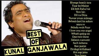 Best of kunal Ganjawala    kunal Ganjawala all songs    kunal Ganjawala hit songs    old pop songs  