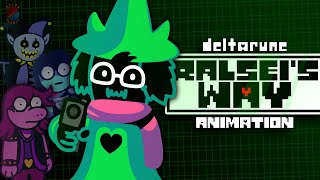 ralsei39s-way-deltarune-animation