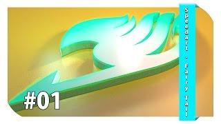 [Speedart | HD] Fairy Tail Wallpaper