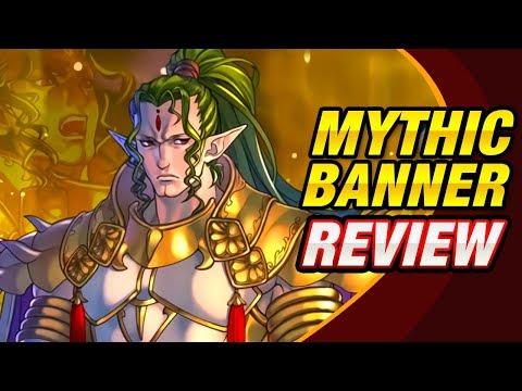 Fire Emblem Heroes - Duma Mythic Banner Review