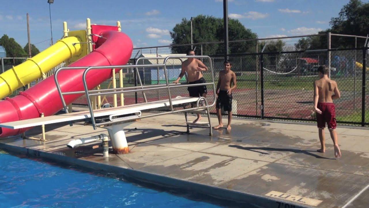 water jocks