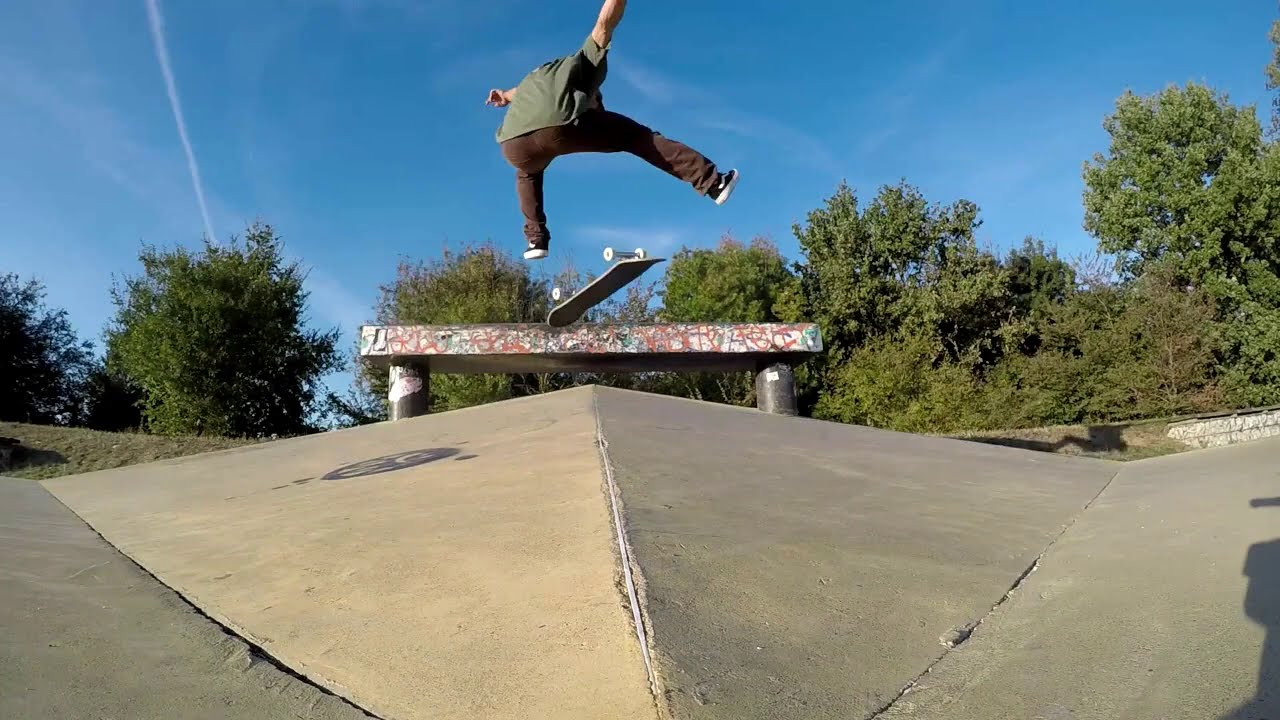 Skate Coaching: NOLLIE FS 360 HEELFLIP!
