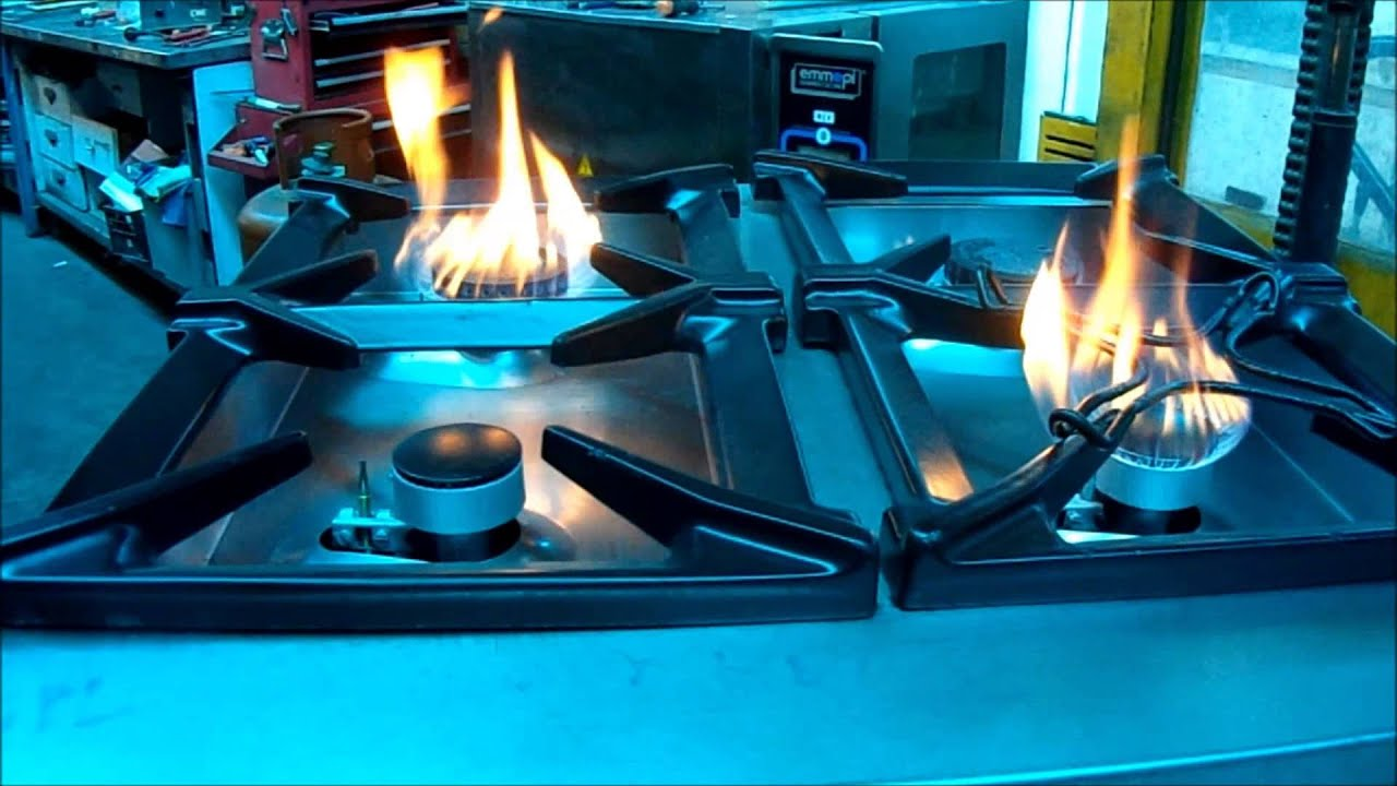regolazione fuochi cucina 4 fuochi www