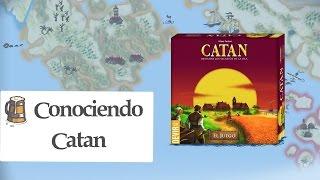 Conociendo Catan