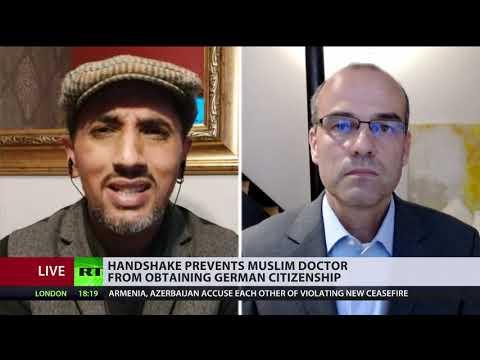 Muslim doctor denied German citizenship after refusing to shake woman's hand (DEBATE)