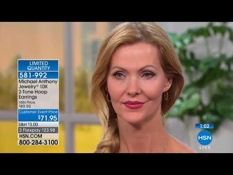 HSN | Michael Anthony Jewelry 04.20.2018 - 11 AM