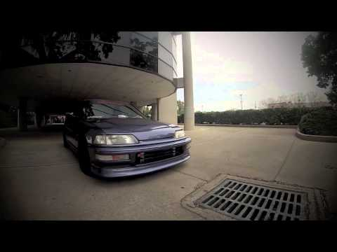 90 EF B20 Vtec Civic Hatch Killacam Orlando Street Cruiser