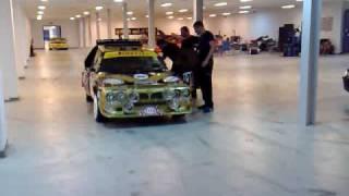 group b  Lancia  S4  ATHENS 2009-JUHA KANKKUNEN
