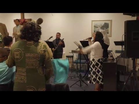 New Birth Church Fresh Anointing Spring Revival in Oceanside California.