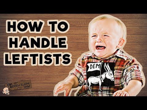 How to Handle Awful Leftists | The Andrew Klavan Show Ep. 497