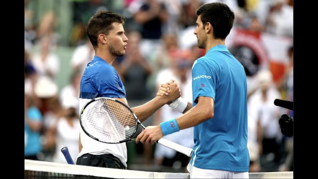 Djokovic Vs Thiem