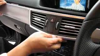 Repeat youtube video WDB212 Unlock DVD / TV for BENZ E Class