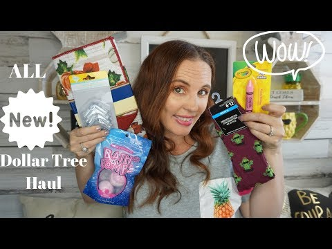 Dollar Tree haul September 3 2019 All NEW Finds
