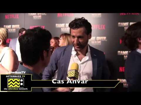 Cas Anvar talks season 3 of