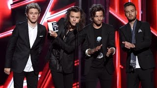 One Direction Thanks 'Our Brother Zayn' in First Awards Show Without Malik