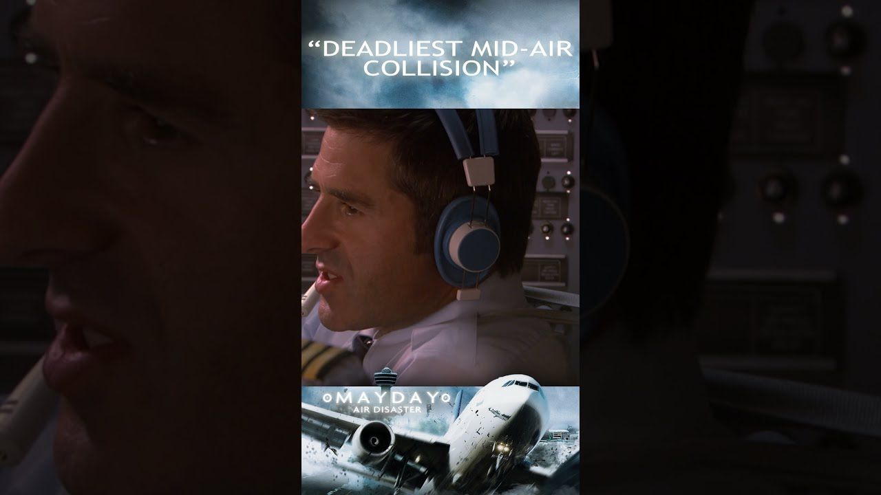 """""""Deadliest Mid-Air Collision"""" 