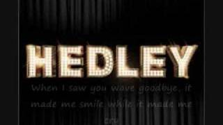 Watch Hedley Friends video