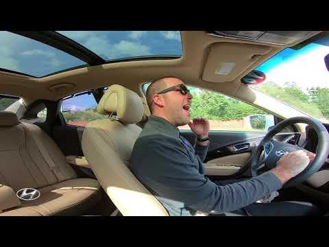 Test Drive 2016 Hyundai Azera Limited