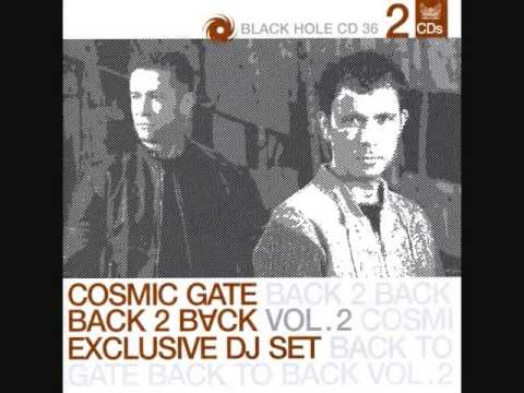 Cosmic Gate - Back 2 Back Vol. 3 CD 1 [FULL MIX]