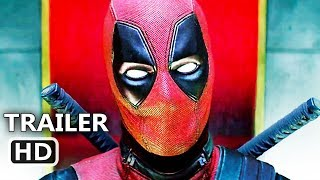 DEADPOOL 2 Official IMAX Trailer (2018) Ryan Reynolds Movie HD