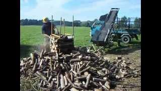 Firewood Sawhorse