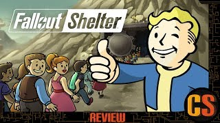 fALLOUT SHELTER - PS4 REVIEW