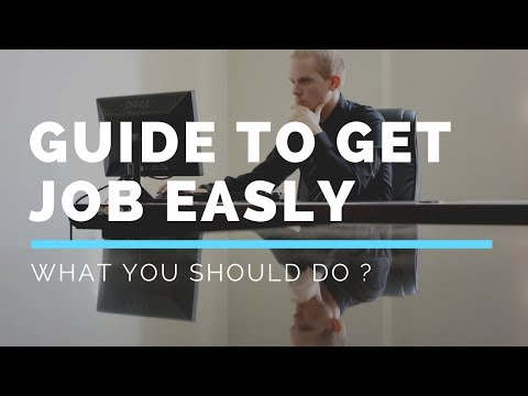 What you should do before start searching for a job ?