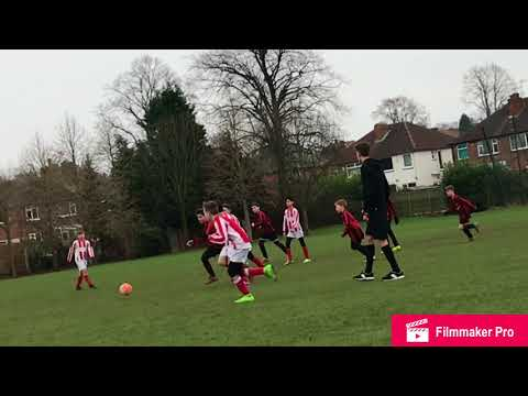 GSB VS WEST BRIDFORD COBRAS|sunday League Football