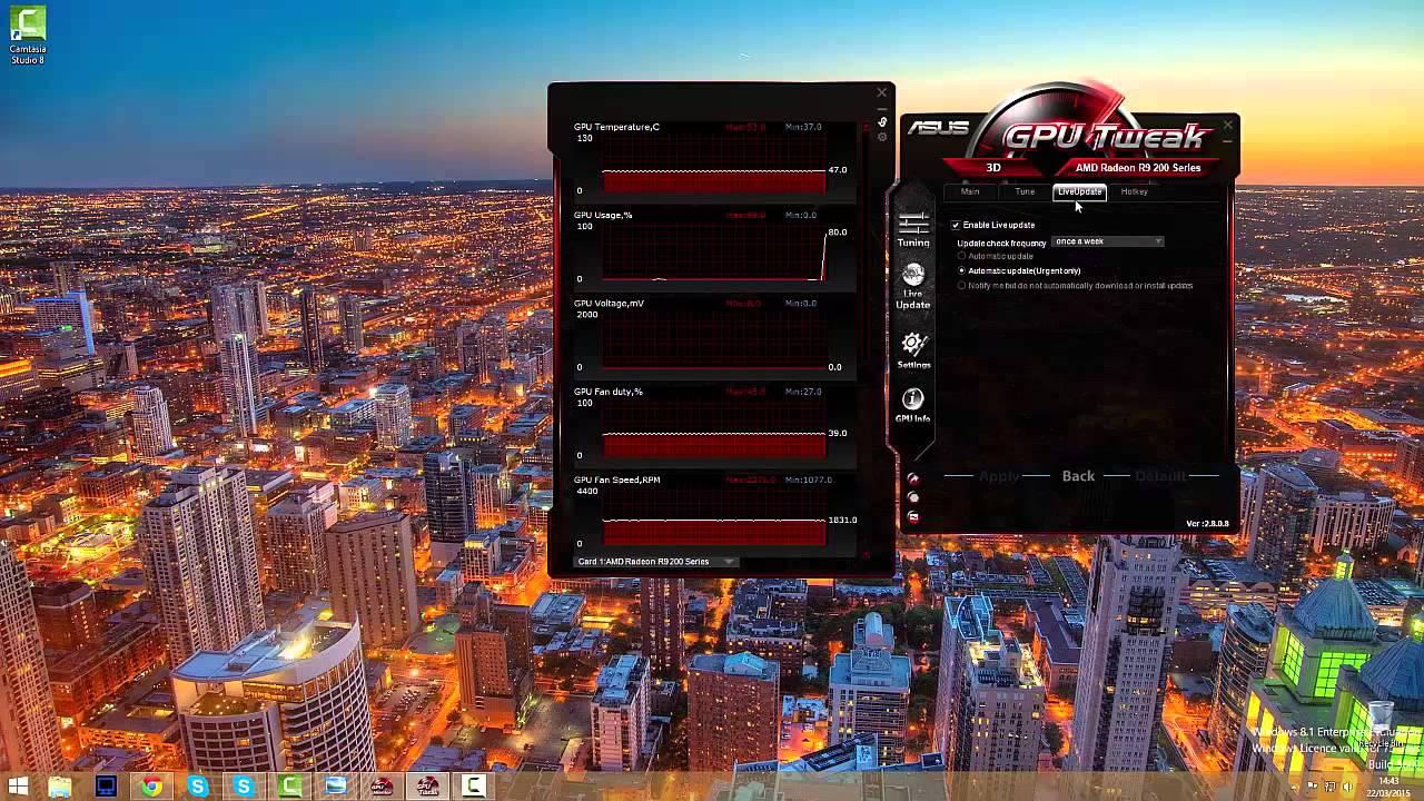 r9 280x driver black screen