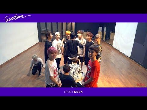 [Dance Practice] SEVENTEEN(세븐틴) - 만세(MANSAE) - SEEK ver.