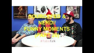 Sourcefed & NERD// Funny Moments (Part 20)