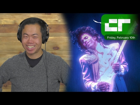 Prince Returns To Spotify | Crunch Report