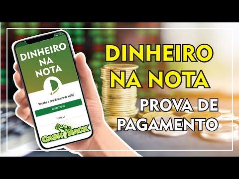 DINHEIRO NA NOTA - PROVA DE PAGAMENTO | 2020✔️