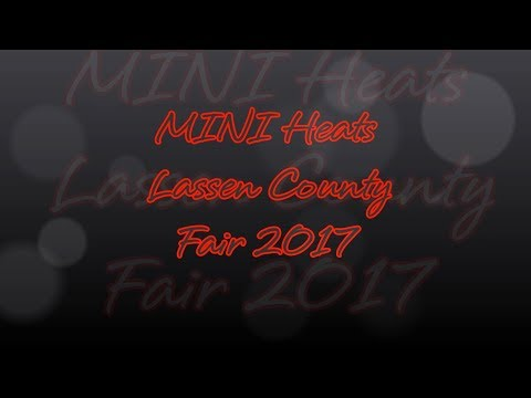 Lassen County Fair Mini Heats