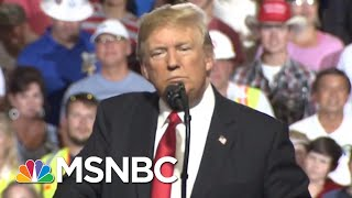 Polls: Democrats Edging Out GOP In Terms Of Enthusiasm | Velshi & Ruhle | MSNBC