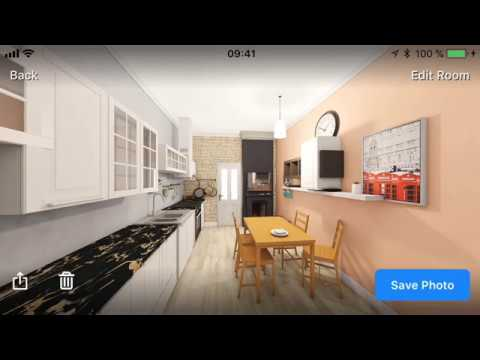 3D Kitchen Design for IKEA: Room Interior Planner - Apps on ...