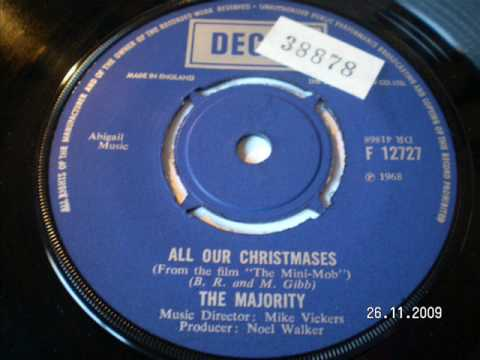 THE MAJORITY - All our christmases