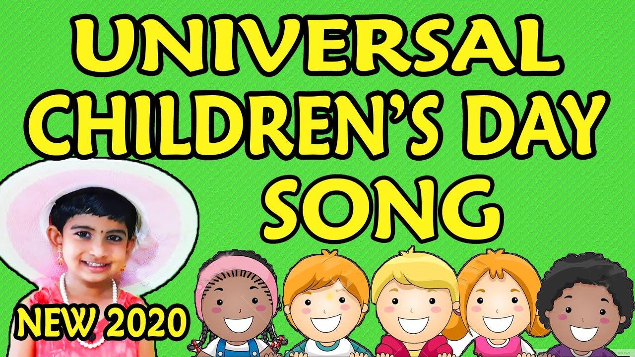 Childrens Day Song   Children's  day Dance  Children's day Action song  English   Lyrics