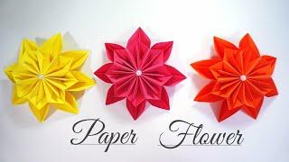 예쁜 종이꽃 만들기 / 종이접기 꽃 ㅣ Origami …