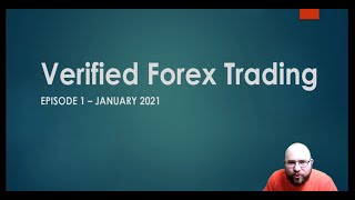 """Verified Forex Trading - Episode 1 """"A Perfect Start"""" - Trading a Small Account #forex #forextrading"""