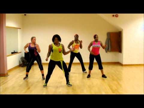 ZUMBA- DANZA Kuduro OI,OI,OI Remix with sportynet