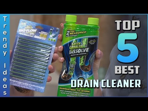 top-5-best-drain-cleaners-review-in-2020