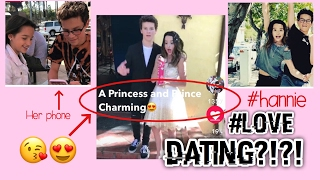 100% PROOF HAYDEN SUMMERALL AND ANNIE LeBlanc (Aka #Hannie) ARE GOING TO DATE!!!! #hannie #love
