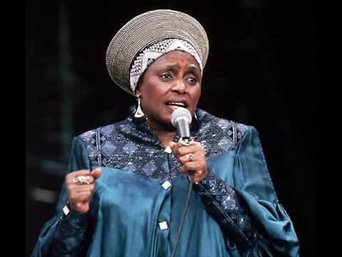 Don't break my heart (di Paolo Conte) - Miriam Makeba & Dizzy Gillespie
