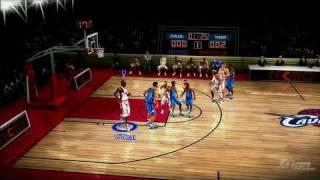 NBA Unrivaled Xbox Live Gameplay - Cavs vs. Thunder