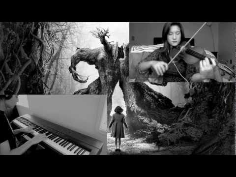 Pan's Labyrinth: Lullaby [Violin/Vocals/Piano Cover Ft. Scissorhunds and TeraCMusic]