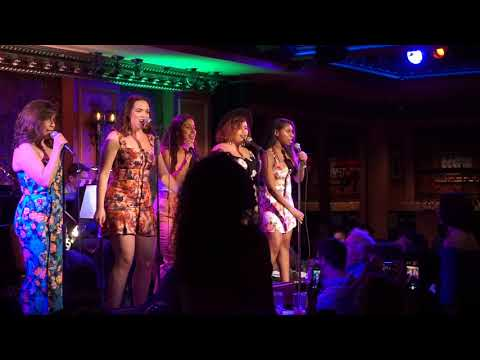 """""""Rush or Go"""" and """"Revenge"""" from SISTERHOOD - Hatched @ 54 Below"""