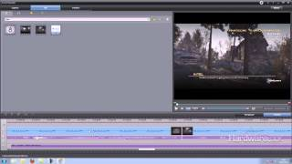 Hauppauge HD PVR Video Editing ArcSoft ShowBiz.avi