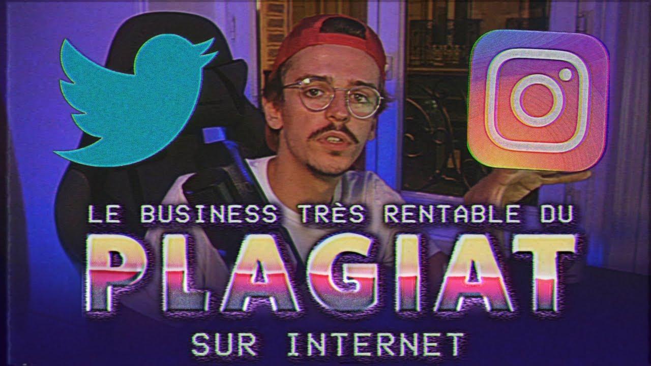 Le business juteux du plagiat sur Instagram et Twitter [Buzz Investigation #1]