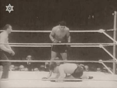 Max Baer vs Joe Louis (short)
